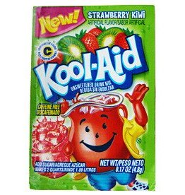 Strawberry Kiwi Kool-Aid