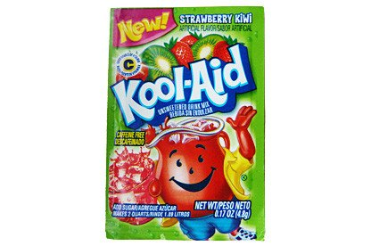 Strawberry Kiwi Kool-Aid