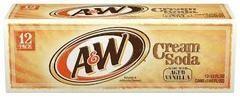 A&W Online A&W Cream Soda Case