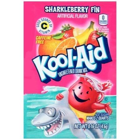 Sharkleberry Fin Kool-Aid