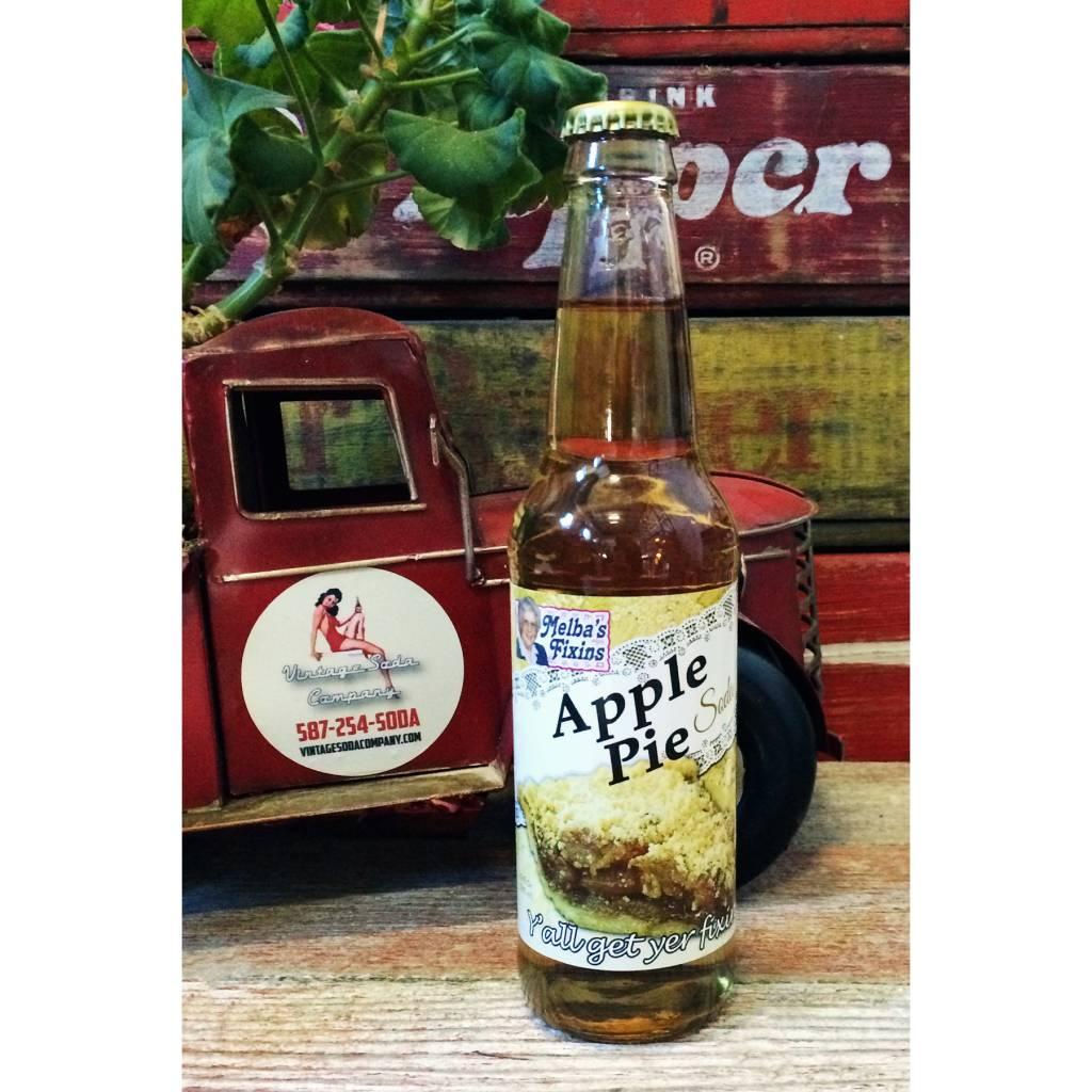 Rocket Fizz Melba's Fixins Apple Pie