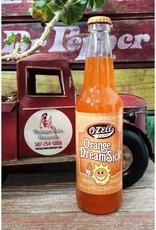 Rocket Fizz O-Zell Orange dreamsicle