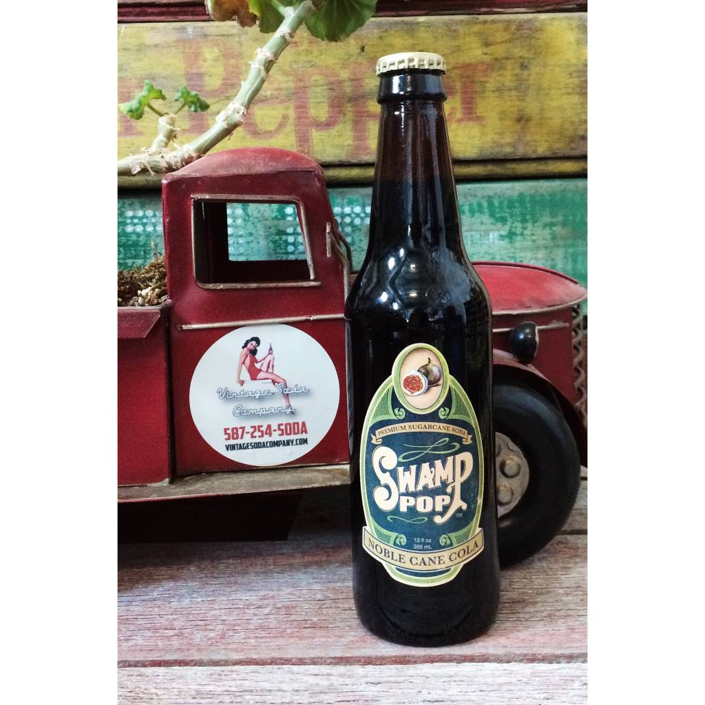 Swamp Pop Cane Cola