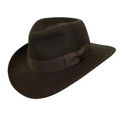 Indiana Jones Indiana Jones Soft Wool Felt Fedora