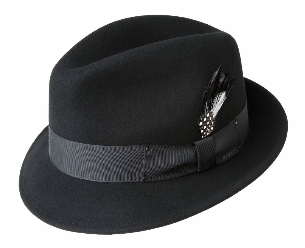 Tino Fedora Classic Dress Hat Bailey Of Hollywood