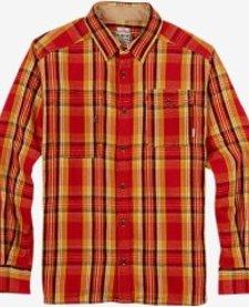 Mill Long Sleeve Woven Shirt