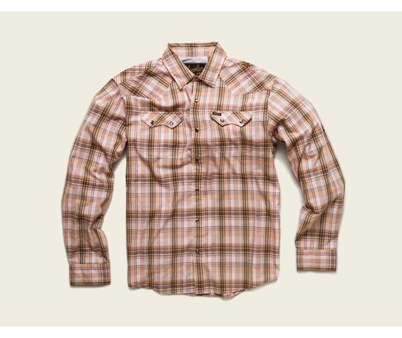 Howler Brothers Crosscut Snapshirt