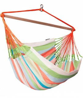 La Siesta Domingo Weatherproof Lounger Hammock Chair