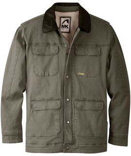 Mountain Khakis Ranch Shearling Jacket