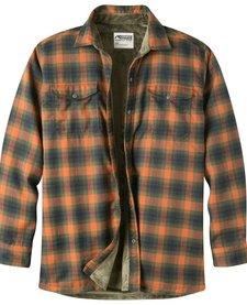 Christopher Fleece Lined Shirt