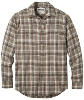 Mountain Khakis Peaks Flannel Shirt