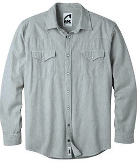 Mountain Khakis Original Mountain Denim Shirt