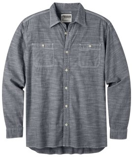 Mountain Khakis Mountain Chambray Long Sleeve Shirt