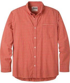 Mountain Khakis Spalding Gingham Long Sleeve Shirt