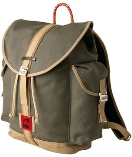 Mountain Khakis Rucksack Bag Dark Olive