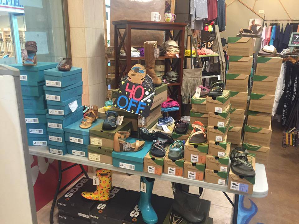 Select Chacos now 40% OFF!