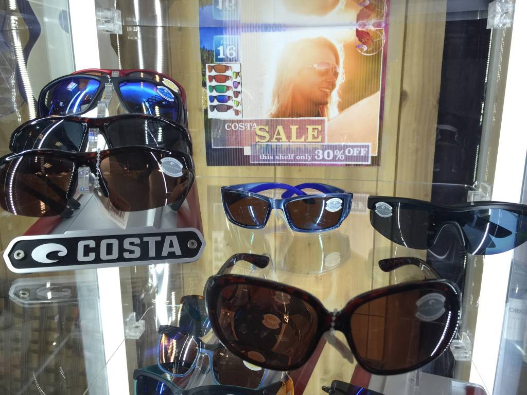 Oakley and Costa Sunglasses on Sale!