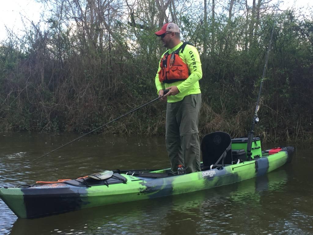 Jackson Kayak Kraken Dorado 2015 DEMO