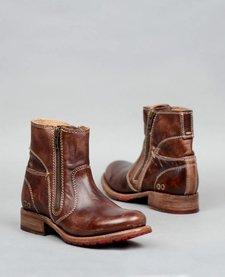 Eiffel Teak Driftwood Boot