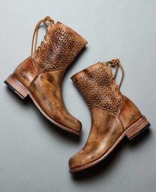 Bridgewater Tan Driftwood Boot -FoxBox1