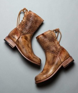 BedStu Bridgewater Tan Driftwood Boot -FoxBox1
