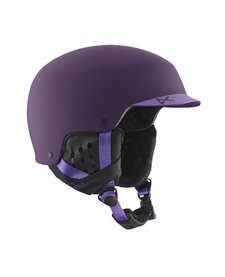 Aera Helmet, Imperial Purple