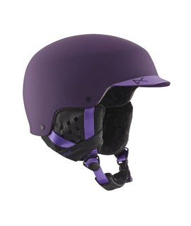 anon Aera Helmet, Imperial Purple