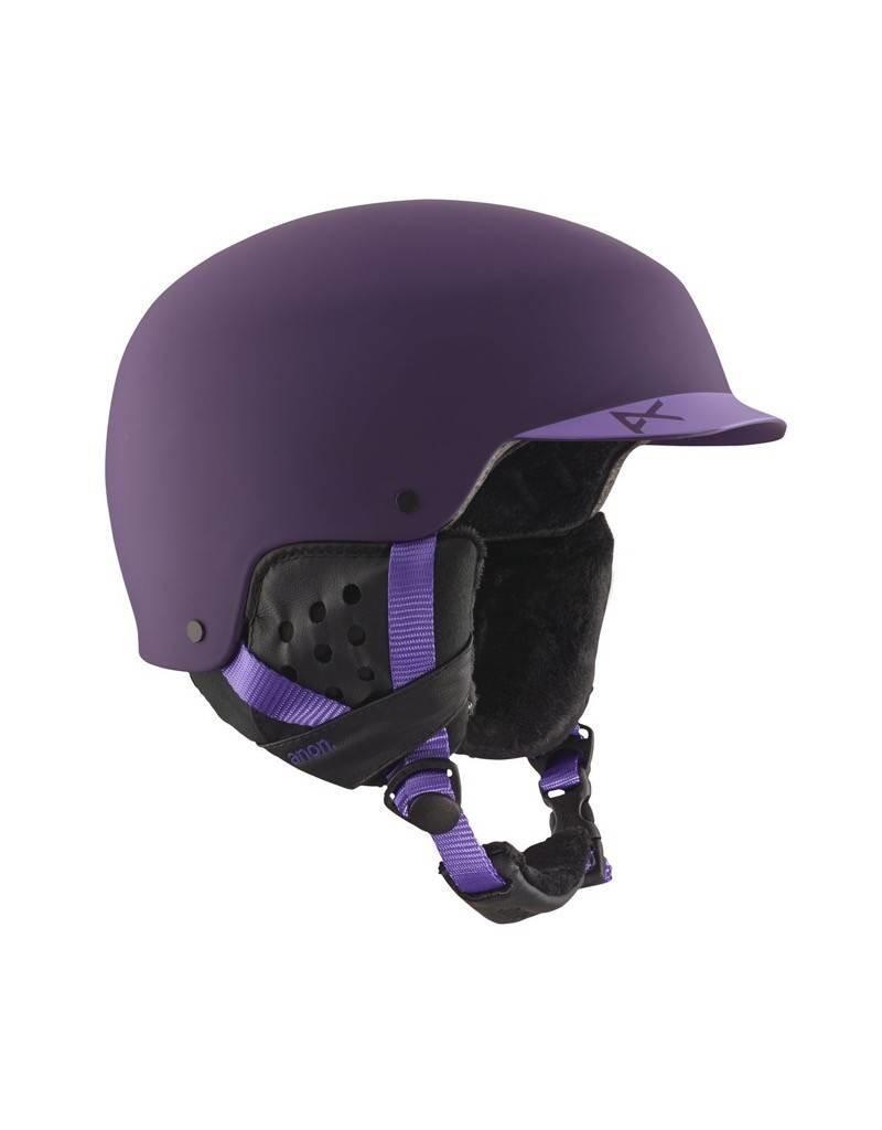 anon Aera Helmet, Imperial Purple