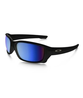 Oakley STRAIGHTLINK PRIZM™ DEEP WATER POLARIZED Matte Black