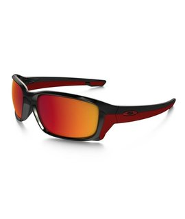 Oakley STRAIGHTLINK POLARIZED Polished Black /Torch Iridium Polarized