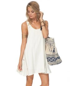 RIP CURL LAS DAHLIAS DRESS