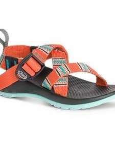 Chaco Kid's Z1 Ecotread Banded Coral