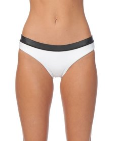 RIP CURL MIRAGE ULTIMATE HIPSTER BIKINI BOTTOM White