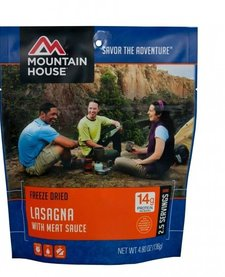 MOUNTAIN HOUSE Lasagna with Meat Sauce
