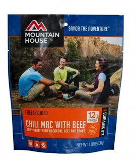 Mountain House MOUNTAIN HOUSE Chili Mac with Beef