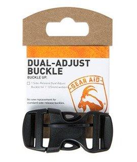 """Gear Aid GEAR AID DUAL ADJUST BUCKLE 1"""""""