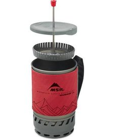 MSR WindBurner Coffee Press