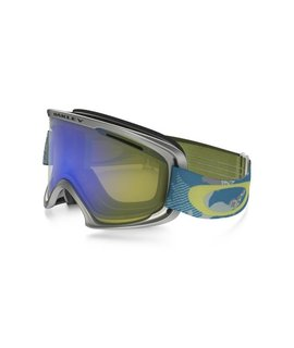 Oakley Oakley O2XM Gi Camo Aurora Blue w/High Intensity Yellow