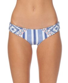 Rip Curl Del Sol Luxe Revo Hipster Reversible Bikini Bottom Blue