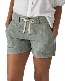 "Patagonia W Island Hemp Shorts - 4"""