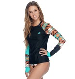 Body Glove Body Glove Sleek Rashguard in Terra