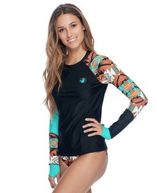 Body Glove Sleek Rashguard in Terra