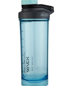 Avex MIXFIT Shaker Bottle 28oz Ice