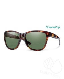 Smith Ramona Tortoise ChromaPop Polarized Gray Green