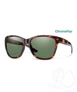 Smith Smith Ramona Tortoise ChromaPop Polarized Gray Green