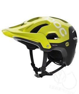 POC POC Tectal Helmet Unobtanium Yellow