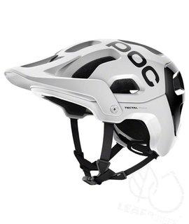 POC POC Tectal Race Helmet Hydrogen White/Uranium Black