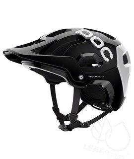 POC POC Tectal Race Helmet Uranium Black/Hydrogen White