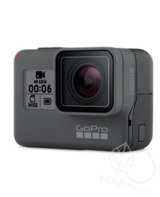 GoPro Hero 6 Black w/32GB memory card