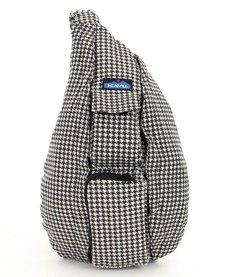 Kavu Rope Bag Houndstooth